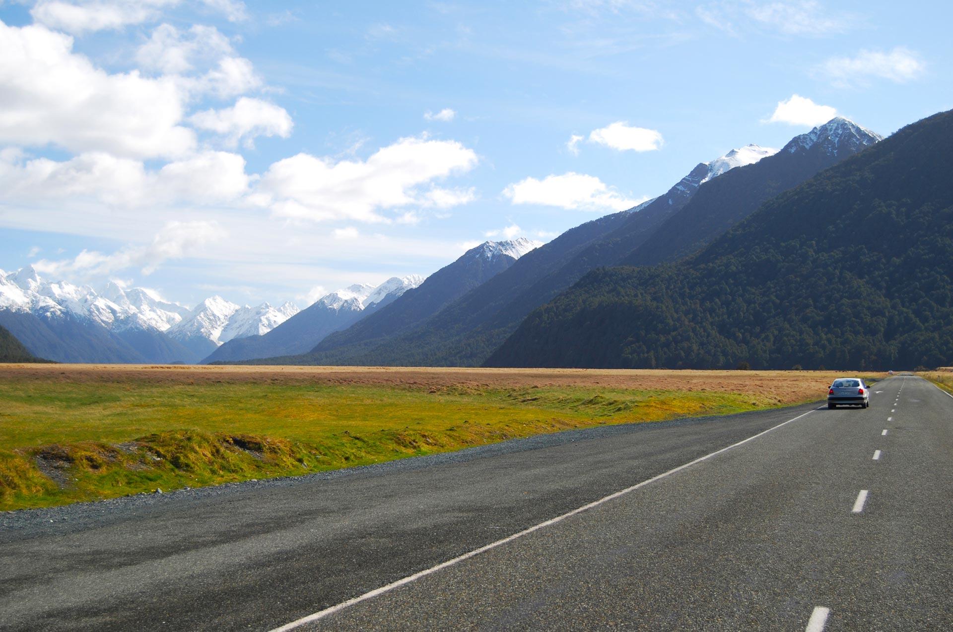 Video Nouvelle Zelande Gallery: Qu'est Ce Qu'il Faut Savoir Avant De Conduire En Nouvelle